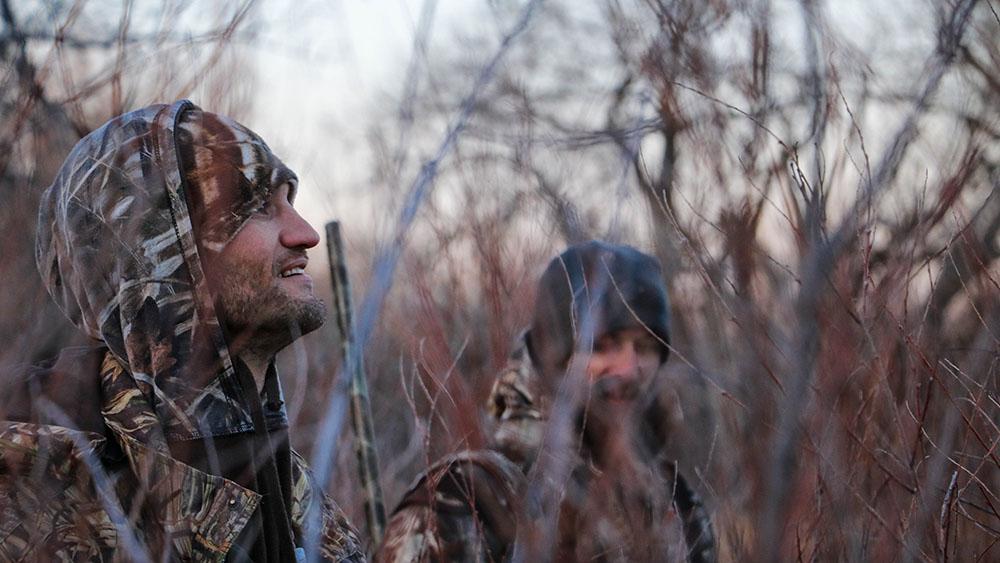 Hunting game europe